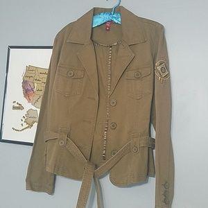 S.O. jacket size XL